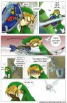 Mishaps of Link 5 - Good Ol' Navi by Alamino