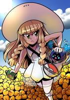 Lillie by Anaugi