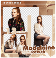 Png Pack 3683 - Madelaine Petsch by southsidepngs