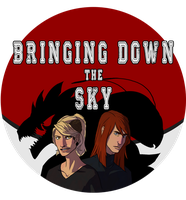 bringing down the sky icon by RocCenere