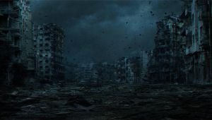 Mournful Lands by sahaty