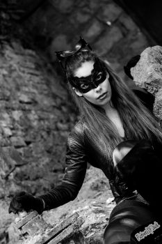 Catwoman by PicturesOfJack