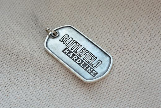 Battklefield HARDLINE Tag 1 by Worldofjewelcraft