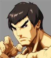 Character Select- Fei Long by UdonCrew
