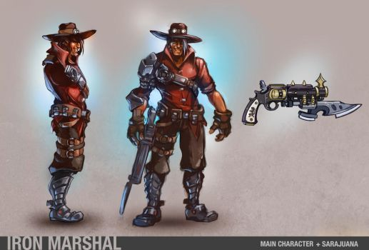 Marshal 01 by red--fox