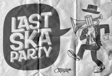 last ska party by gimetzco