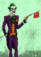 The Joker - Gotham's Clown Prince of Crime by MattFriesen
