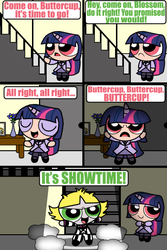 It's SHOWTIME by Death-Driver-5000