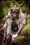 Photoshoot 2015 : Celtic Wolf warrior 3 by Deakath