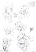 Karl Doodles by CurlyPoCkY