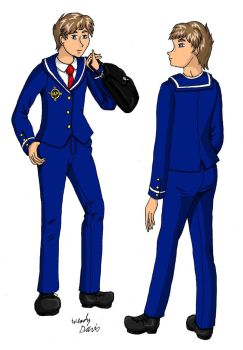 SCA Male Uniform by Guendolen-Sama