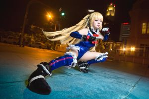 Dead or Alive: Marie Rose by KiraHokuten