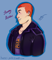 Jimmy Hopkins by redhedge1