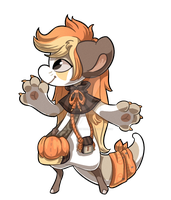 #113 - Pumpkin by themoosewhisperer