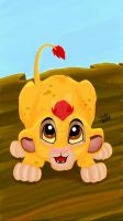 Baby Kion by Louis-Robinson