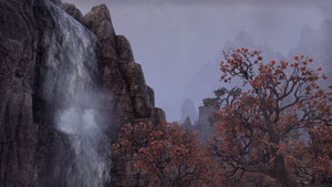 ESO Waterfall and Tree 1 by Kohlheppj13