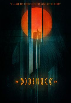 BIOSHOCK: POSTER CONCEPT by DanielEyre
