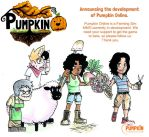 Pumpkin Online Announcement by Pumpkin-Online
