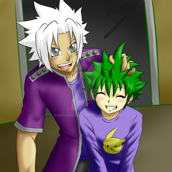 Aera Brother by Cahyahedya