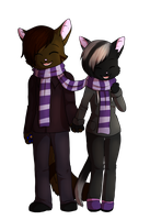 .:COM:.::Holding Hands::. by Growlipsis