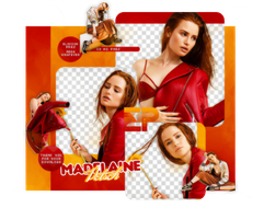 PACK PNG 459 // MADELAINE PETSCH by ELISION-PNGS