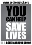 HELP SAVE LIVES! Bone Marrow Donor (USA) by lille-cp