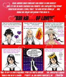 BLEACH Happy Valentine's by one-of-the-Clayr