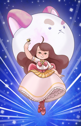 Bee and PuppyCat by StevenRayBrown