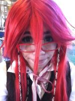 Complete Grell by ForeverOtaku