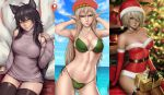 Patreon Preview - January by Sciamano240