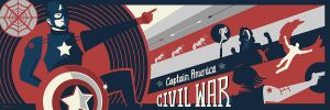 Captain America: Civil War (1 of 2) by Jurassickevin