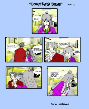 Counting Days comic - part 2 by allamandaphotography