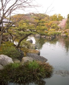 Himeji Park IV by Lianthanis