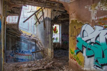 Disapeared Stairs by adurbex