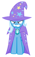 Angry Trixie by Stabzor