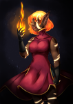 Liilth's Flame by Dipschtick