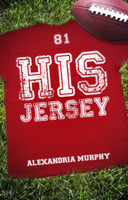His Jersey - Book Cover by stormyhale