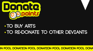 Donation pool Banner by UJz
