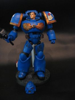 warhammer 40k custom figure 02 by soulbrother73