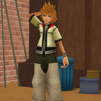 Roxas (DDD) DOWNLOAD by Reseliee