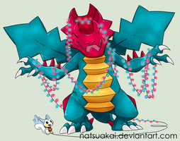 3. Favourite Dragon Type: Druddigon