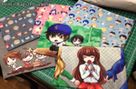 Pencil Bags by khiro