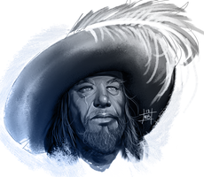 Barbossa by mbrisa