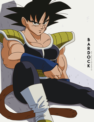Bardock 2018 by salvamakoto