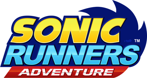 Sonic Runners Adventure Logo by NuryRush