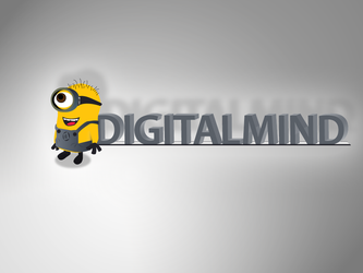 Digitalmind minion by White-HG