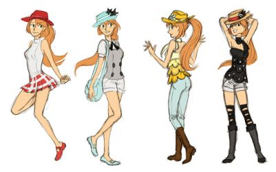 Trainer Customisation by french-teapot
