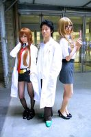 Steins Gate Kurisu Makise cosplay by twndomn