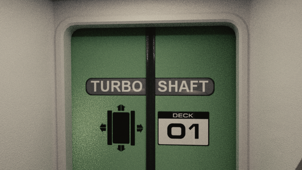 Turbolift Doors by SpiderTrekfan616