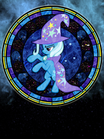 Trixie iPad Wallpaper by NomDeCheval